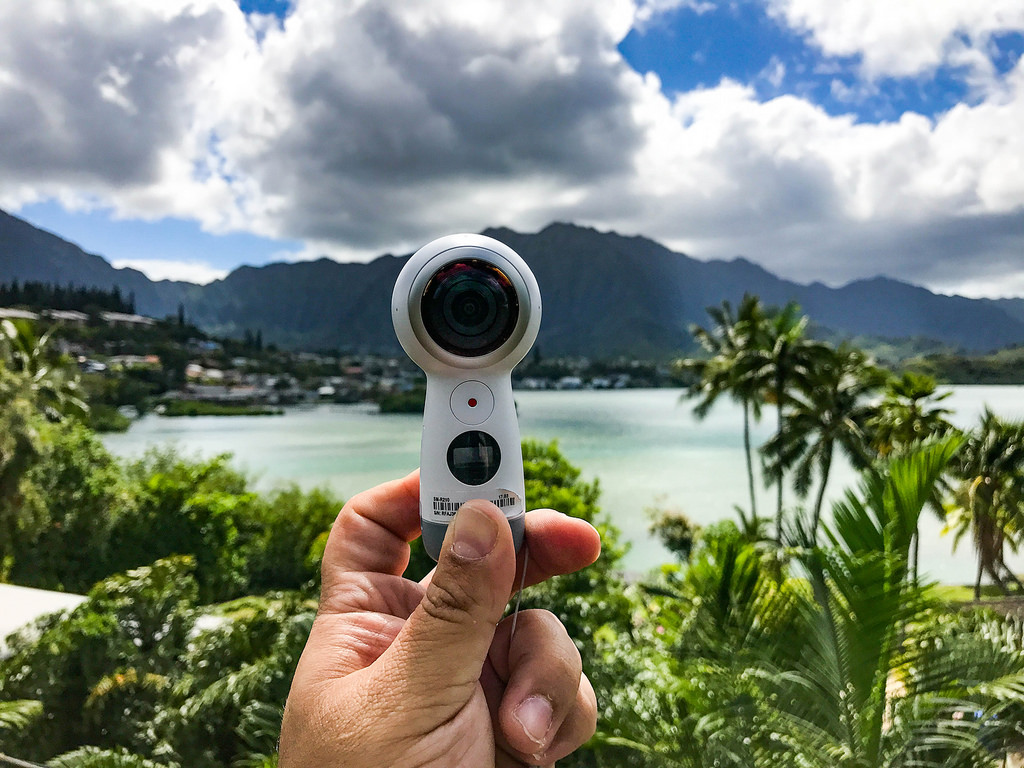 How to take 360 photos (and put them online)