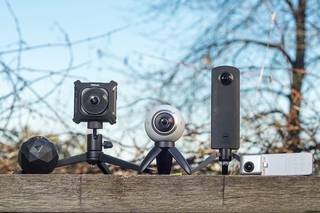 How we make 360-degree cameras useful